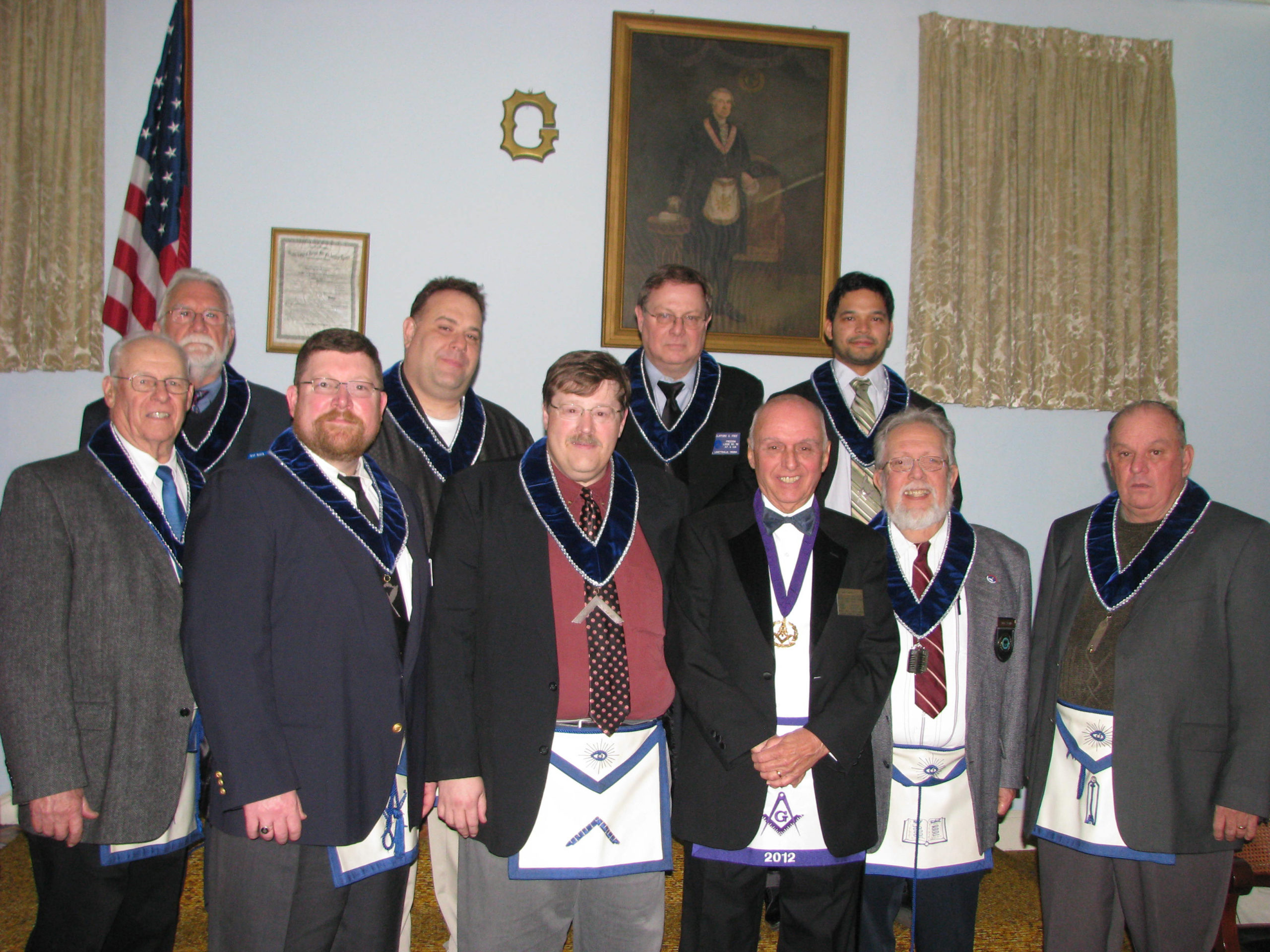 DDGM's Official Visit to Freedom
