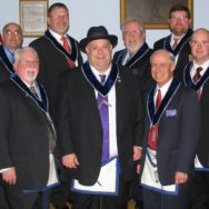 2013 Installation of Officers