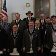 2014 Installation of Officers