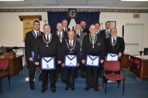 2015 Freedom Lodge Officers
