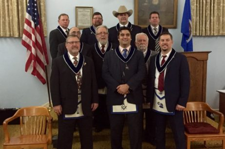 Installation of 2016 Officers